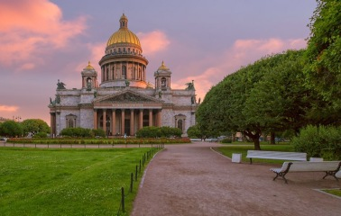 Исаакиевский собор. Санкт-Петербург. Россия. / Saint Isaac's Cathedral. St. Petersburg. Russia.